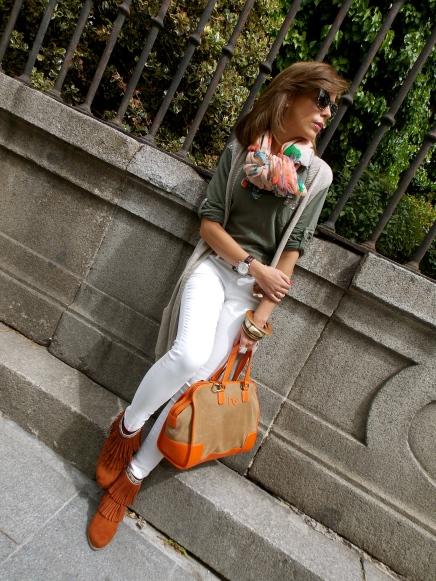 Look Street Style Primavera 2013