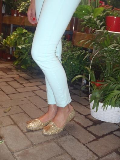 Slippers con borlas