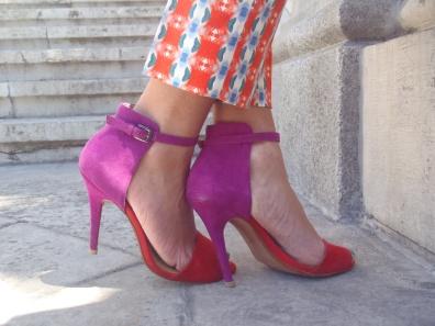 Sandalias de tacón primavera verano 2013