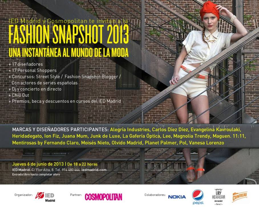 FASHION SNAPSHOT 2013