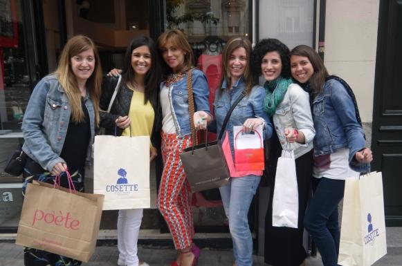 Personal Shopper para despedida de soltera