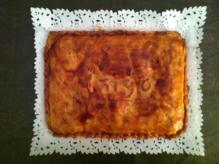 Receta empanada gallega