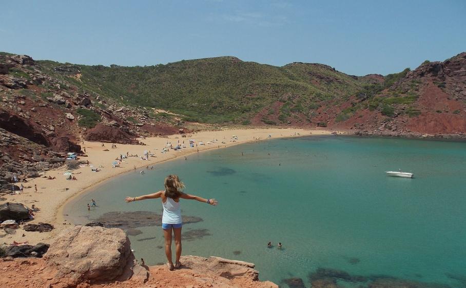 Cala Pilar, Menorca