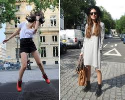 Street Style con Dr Martens