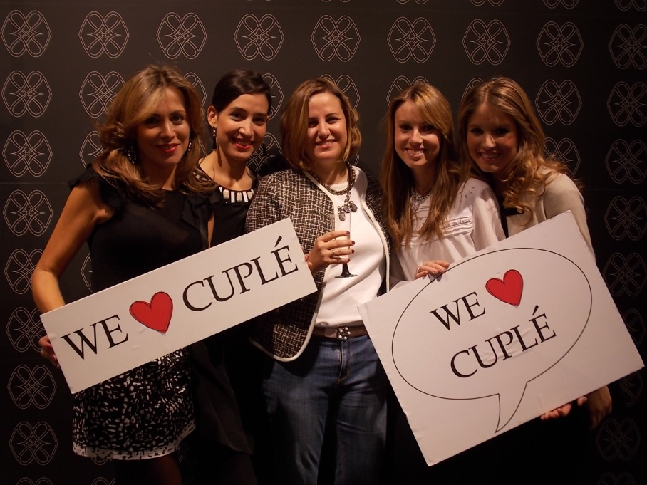 Photocall Cuplé