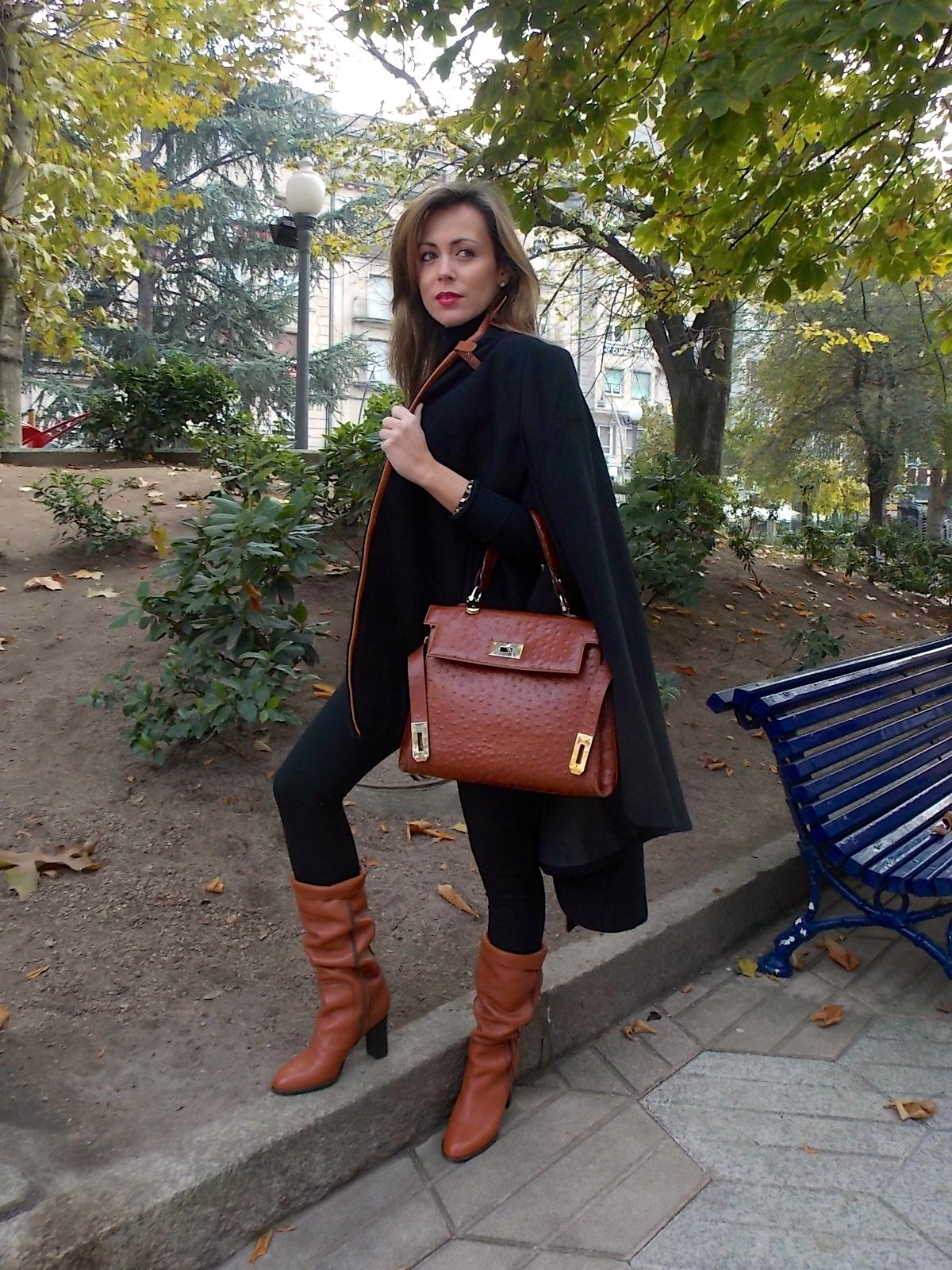 Combinar negro y marr n quemepongopara - Combinar color marron ...