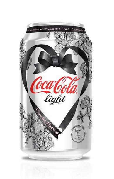 COCA-COLA DISEÑO CHANTAL THOMASS