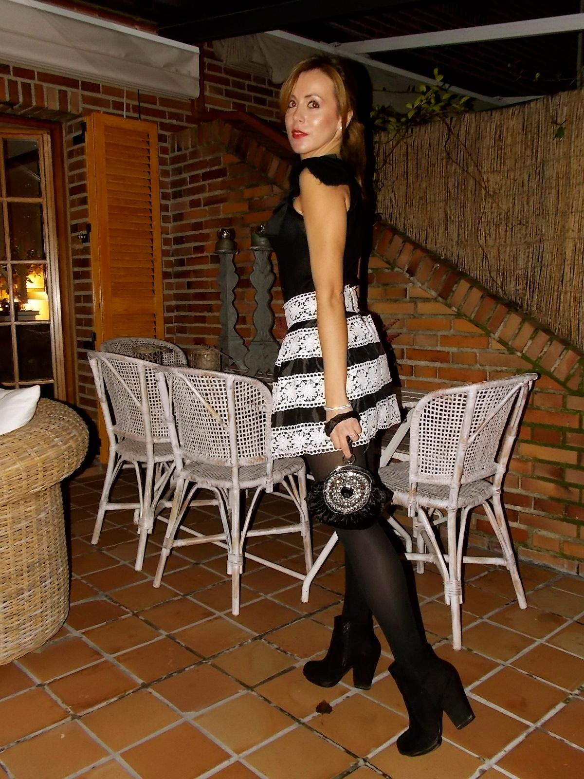Look s bado por la noche quemepongopara for Look para cena informal amigas