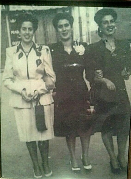 Moda años 40