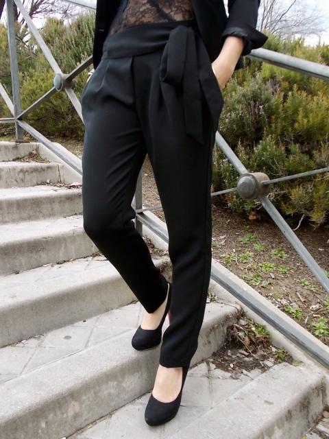Combinar pantalones aren