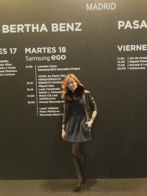 Propuestas otoño-invierno 2014-2015 Fashion Week