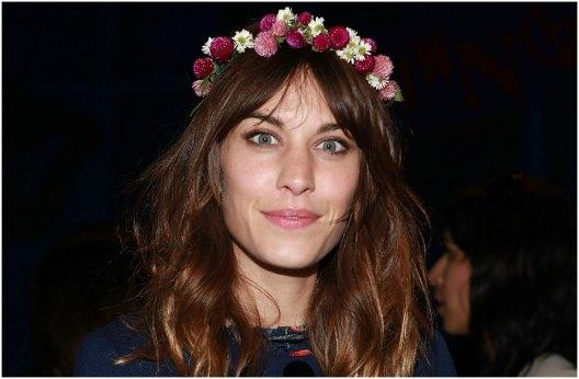 Coronas con flores naturales