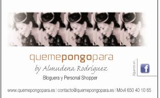 Almudena Rodríguez Personal Shopper