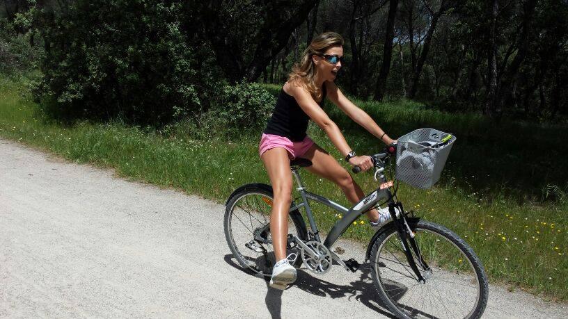 Bloggers en bici